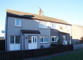 Thumbnail 3 bed semi-detached house for sale in Cooper Street, Buckie