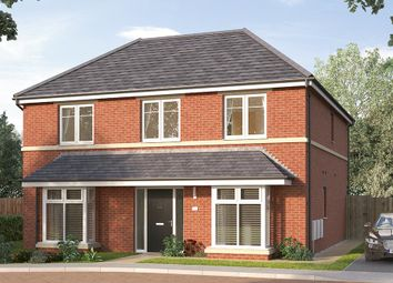 "Thumbnail 4 bed detached house for sale in ""The Pendlebury"" at Manston Lane, Crossgates"