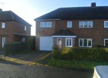 Thumbnail 4 bed semi-detached house to rent in Chappell Road, Deeping St Nicholas