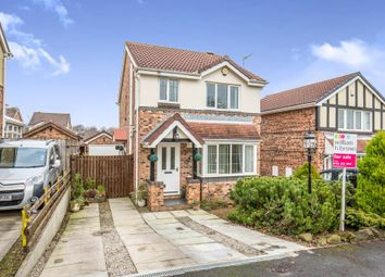 Thumbnail 3 bed detached house for sale in Camberley Way, Pudsey