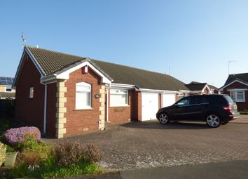 Thumbnail 2 bed bungalow for sale in Rowan Close, Bedlington