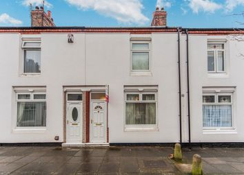 Thumbnail 2 bed terraced house for sale in Arlington Street, Stockton-On-Tees