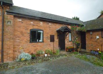 Thumbnail 2 bedroom bungalow to rent in The Smithy, Brampton Rd, Madley, Hfshire