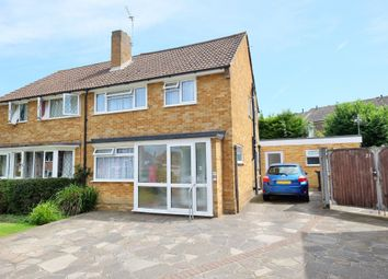 Thumbnail 5 bed semi-detached house for sale in Woodley Road, Orpington