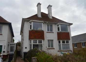 Thumbnail 3 bed flat for sale in Wickham Avenue, Bexhill-On-Sea