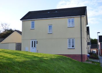 Thumbnail 3 bedroom detached house for sale in Sterlings Way, Okehampton