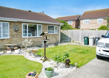 Thumbnail 2 bed semi-detached bungalow for sale in Martin Way, Winthorpe, Skegness, Lincs