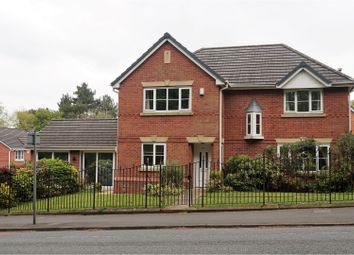 Thumbnail 4 bed detached house for sale in The Vineyard, Preston