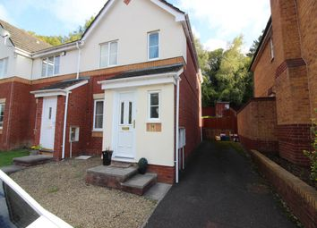 Thumbnail 3 bed end terrace house to rent in Cedar Wood Drive, Rogerstone, Newport