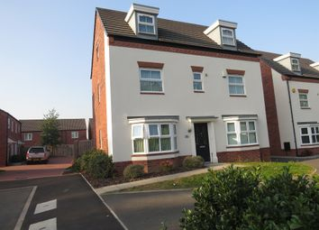 Thumbnail 5 bed detached house for sale in Walney Drive, Birmingham