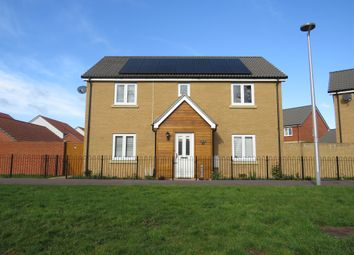 Thumbnail 4 bedroom detached house for sale in Trafalgar Road, Exeter