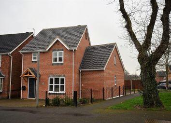 Thumbnail 4 bed detached house for sale in Havenbaulk Lane, Littleover, Derby