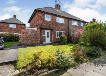 3 bed semi-detached house for sale in Ballifield Rise, Handsworth, Sheffield S13