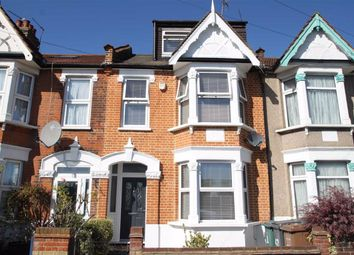 Thumbnail 4 bed terraced house for sale in Grove Park Avenue, London