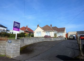 Thumbnail 3 bedroom detached bungalow for sale in Higher Lane, Langland