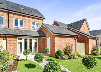 Thumbnail 2 bed semi-detached house for sale in Broadmere Road, Beggarwood, Basingstoke