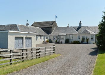 Thumbnail 5 bed country house for sale in Strathaven, South Lanarkshire