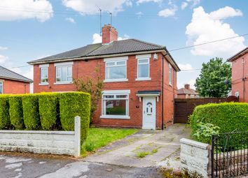 Thumbnail 2 bed semi-detached house to rent in Queensmead Road, Stoke-On-Trent