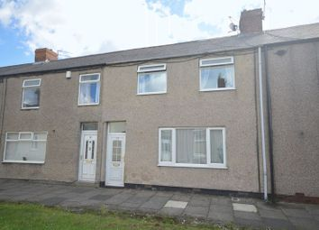 Thumbnail 3 bedroom terraced house for sale in Carlisle Terrace, West Allotment, Newcastle Upon Tyne