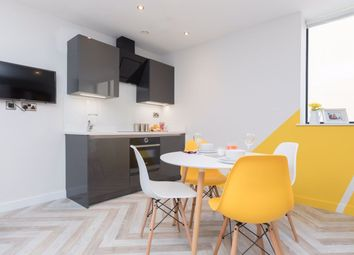 Thumbnail 2 bed flat to rent in Great Western Street, Manchester