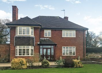 Thumbnail 5 bed detached house for sale in Tilton Road, Billesdon, Leicester
