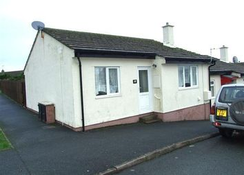 Thumbnail 2 bed bungalow to rent in Heol Glyndwr, Fishguard