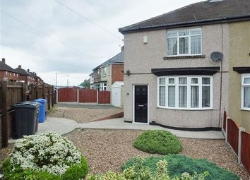 Thumbnail 2 bed semi-detached house for sale in Green Wood Road, Sheffield