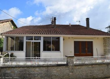 Thumbnail 3 bed property for sale in Nanteuil En Vallee, Poitou-Charentes, 16700, France