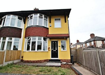 Thumbnail 2 bed semi-detached house for sale in Bank Hall Road, Burslem, Stoke-On-Trent