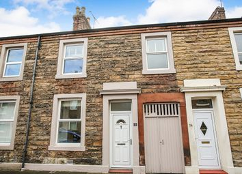 Thumbnail 3 bed terraced house for sale in Trafalgar Street, Carlisle