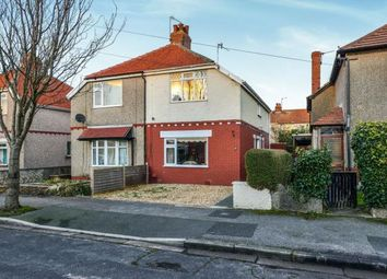 Thumbnail 3 bed semi-detached house for sale in Balmoral Avenue, Heysham, Morecambe, Lancashire