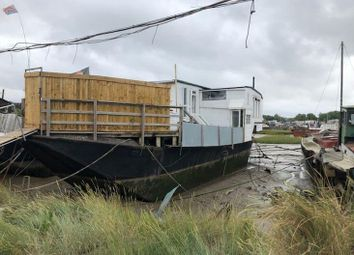 Thumbnail 2 bed houseboat for sale in Knight Rd, Strood, Kent