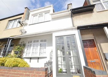 Thumbnail 2 bedroom terraced house for sale in Shoebury Road, Southend-On-Sea