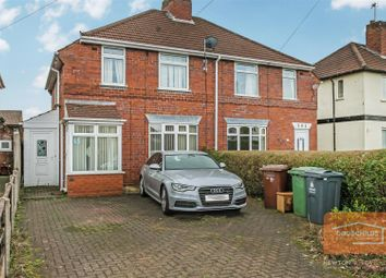 Thumbnail 3 bed semi-detached house to rent in Poplar Avenue, Brownhills, Walsall