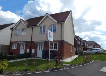 Thumbnail 3 bed property to rent in Holmes Road, Salisbury, Wiltshire
