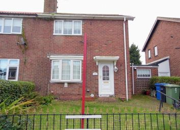 Thumbnail 2 bed semi-detached house for sale in Emmerson Square, Thornley, Durham