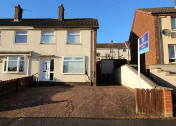 Thumbnail 3 bedroom terraced house for sale in Cypress Close, Dunmurry, Belfast