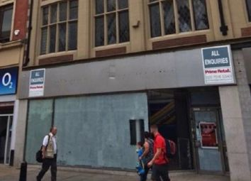 Thumbnail Retail premises for sale in 18/20 College Street, Rotherham