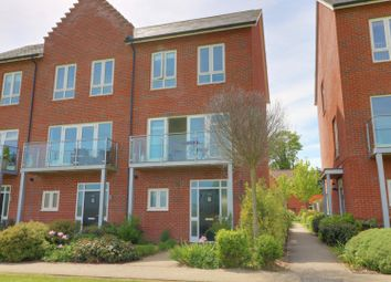 Thumbnail 4 bed end terrace house for sale in Newlands Way, Cholsey