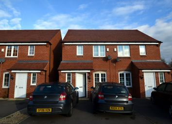 Thumbnail 3 bed semi-detached house to rent in Market Garden Close, Thurmaston, Leicester
