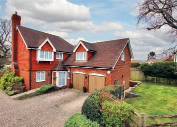 Thumbnail 4 bed detached house for sale in Willow Mews, St Mary's Platt, Sevenoaks, Kent