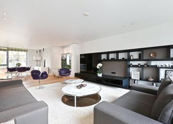 Thumbnail 3 bedroom flat for sale in Montrose Place, London