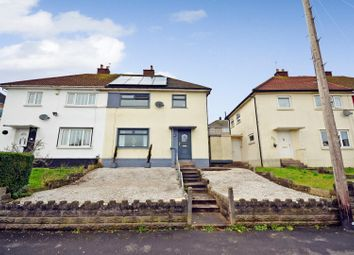 Thumbnail 3 bed semi-detached house for sale in Llandudno Road, Rumney, Cardiff