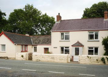 Thumbnail 5 bed detached house for sale in Newfoundland, Brynberian, Crymych