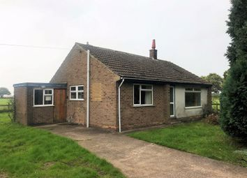 Thumbnail Detached bungalow for sale in Lot 1 - Wood Farm Bungalow, Morrey, Yoxall, Burton-On-Trent