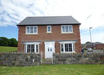 Thumbnail 4 bed detached house for sale in Pant Y Briallu, Benllech, Sir Ynys Mon, Anglesey