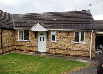 Thumbnail 2 bed semi-detached bungalow to rent in Railway Court, Saxilby