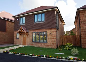 Thumbnail 4 bed detached house for sale in The Gables, Townsend Close, Ash Green