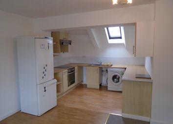 Thumbnail 1 bed flat to rent in Lower Market Street, Penryn