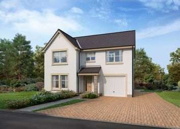 Thumbnail 4 bed detached house for sale in Pace Hill, Milnathort
